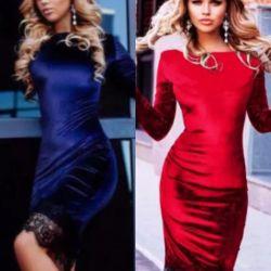 3 colors! Chic dresses.Novye.r.44-48