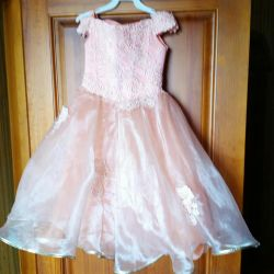 Dress baby height from 116-130