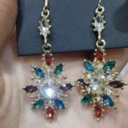 Taya new earrings