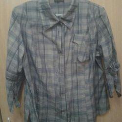 Μπλούζα σε μέγεθος κλουβιού 56