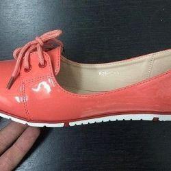 Mercan bale ayakkabıları