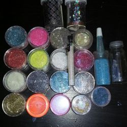 I will sell sparkles