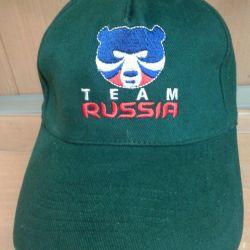 Baseball cap Team Russia