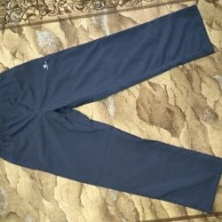 New sports pants. Decathlon size M-L height 164-170