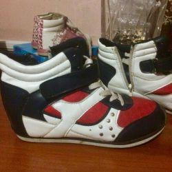 Άνοιξη παπούτσια