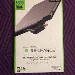 Harici batarya Techlink Şarj UltraThin 50