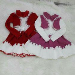 плаття теплі