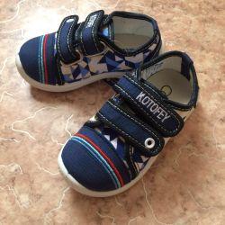 Temiz ayakkabı