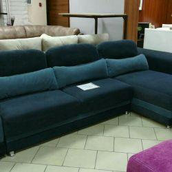 Γωνιακός καναπές (νέος)