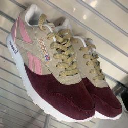 New Reebok sneakers