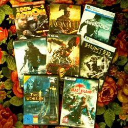 PC DVD Bilgisayar Oyunları