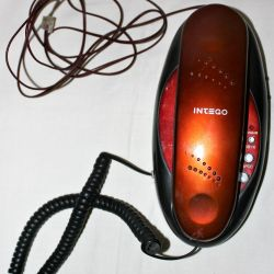 İş telefonu