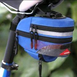 В ассортименте разные вело сумки