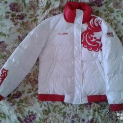 новая куртка BOSCO