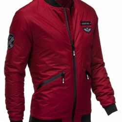 New jacket-bomber
