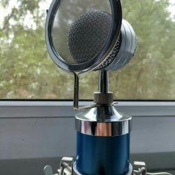 Μικρόφωνο συμπυκνωτή BM-8000 με μέταλλο