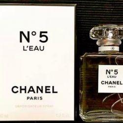 Perfume CHANEL Nº5 L'EAU