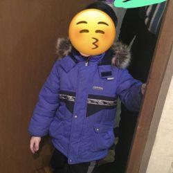 Winter jacket Kerry