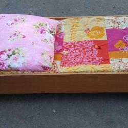 Yeni bebek yatağı