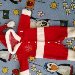 Santa's overalls