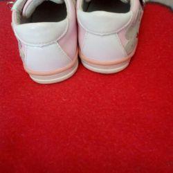 Ботиночки натуральные
