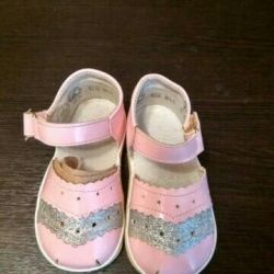 New sandals for girl