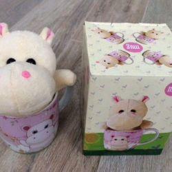 Gift Mug with Toy