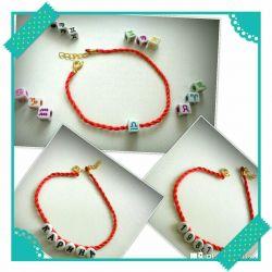 Bracelets (red thread)