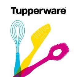 Tableware Tupperware in assortment