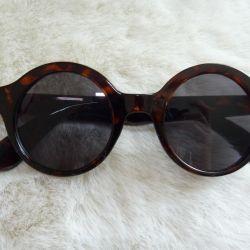 Круглые солнечные очки Новые