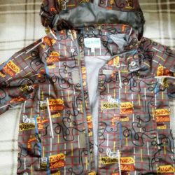 Jacket for boy for 5-6 years