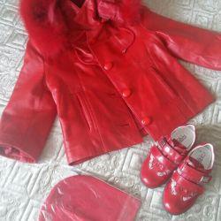 Jacket + boots