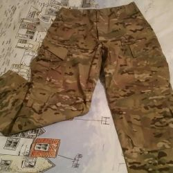 Airsoft. Trousers man's to animated cartoons