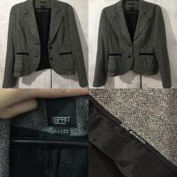 Μπουφάν με σακάκι 44-46