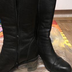 Kadın ayakkabısı hakiki deri. demi-sezon