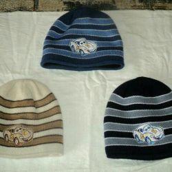 New hats on the fleece