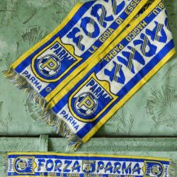 Scarf FC Parma Italy sale / exchange