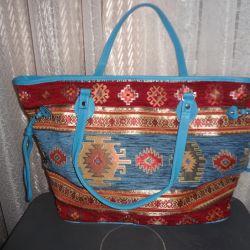 Τσάντα μεταφοράς (χαλί)