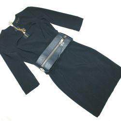 New Women's Dress Blue 40-42 size