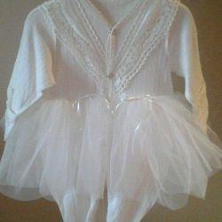Güzel bir elbise-bir bebek için kazak