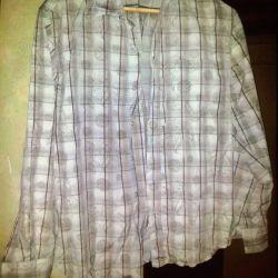 Рубашка мужская от O'Stin новая