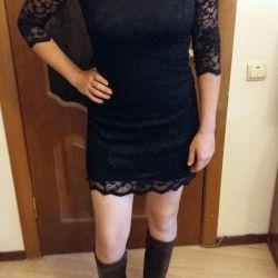 Yeni bir elbise satarım
