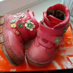 Cizme de pantofi demi-sezoniere