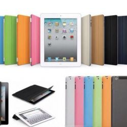 Smart Cover + Bara de protecție iPad 2/3/4