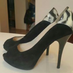 Shoes natures 36 37 size
