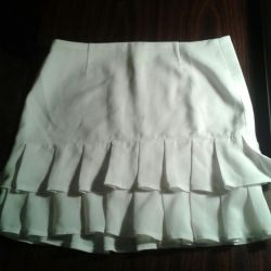 White skirt p.40-42