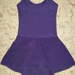 Swimsuit for girls Sansha p128-134