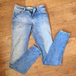 джинси BERSHKA