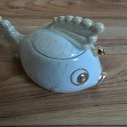 sugar bowl fish USSR