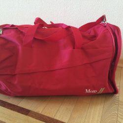 Büyük seyahat çantası